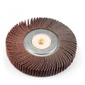 Abrasive Flapwheels with Tapered Bore